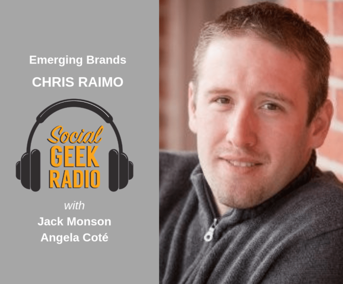 Emerging Brands with Chris Raimo & Angela Cote (Part 1)