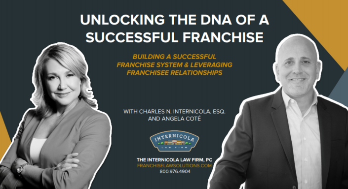 Unlocking the DNA of a Successful Franchise