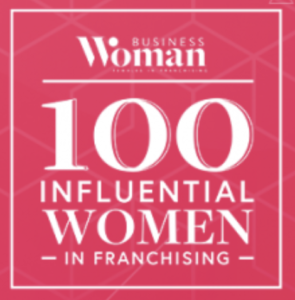 100 Influential Women In Franchising - Angela Cote